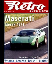 Retro Auto Moto aikakauslehti