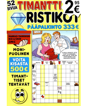 Timantti Ristikot aikakauslehti