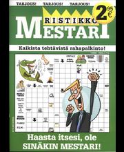 Ristikko-Mestari Aikakauslehti