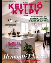 Suuri Keittiö & Kylpy Extra Aikakauslehti