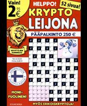 Krypto Leijona 1 kpl,ristikot