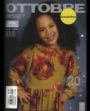 Ottobre Design (Swe) aikakauslehti