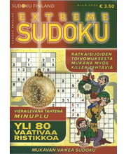 Extreme Sudoku aikakau...
