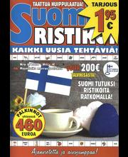 Suomi Ristikot aikakauslehdet
