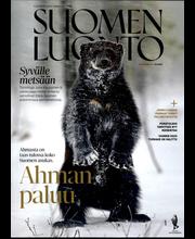 Suomen Luonto aikakauslehti
