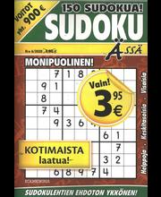 Sudoku Ässä Aikakauslehti