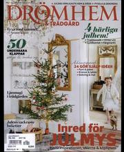 Drömhem & Trädgård aikakauslehti