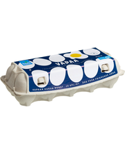 Vapaan kanan munat M 10 kpl / 580 g