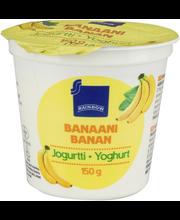 Banaanijogurtti 150 g