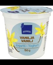Vaniljajogurtti 150 g