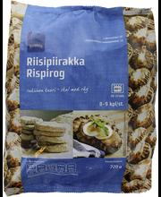 Riisipiirakka 720 g / 8-9 kpl