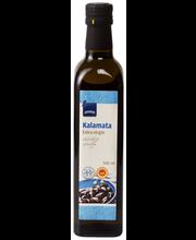 Kreikkalainen Kalamata P.D.O Extra virgin oliiviöljy 500 ml