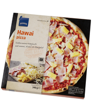 Kinkku-Ananas-Homej Pizza