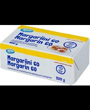 X-tra Margariini 60 %, 500 g