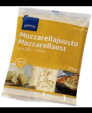 Rainbow Mozzarellajuustoraaste 175 g