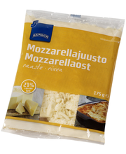 Mozzarellajuustoraaste