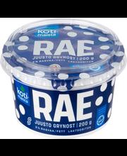 Kotimaista Raejuusto 2% laktoositon  200 g