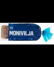 Kotimaista Monivilja paahtoleipä  310 g