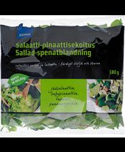 Salaatti-Pinaattisekoitus