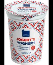 Rainbow Turkkilainen jogurtti 500 g
