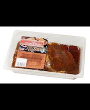 Rainbow Marinoitu porsaan grillikyljys 750 g