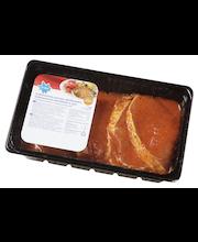 X-tra Grillimarinoitu porsaan ulkofileepihvi 1 kg, 6-7 kpl