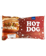 Rainbow Hot dog 100 g
