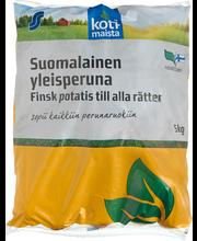 Kotimaista Suomalainen Yleisperuna 5 kg