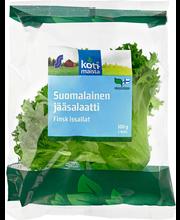 Jääsalaatti 100g pakattu