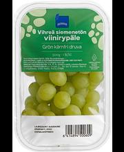 Vihreä siemenetön viinirypäle 500g