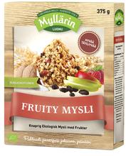 Myllärin 375g Luomu Fruity Mysli