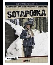 Dvd Sotapoika