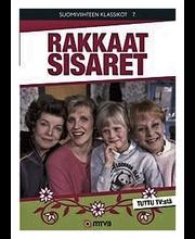 Dvd Rakkaat Sisaret