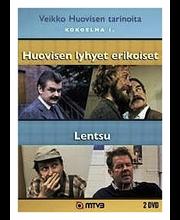 Dvd Lentsu/Huovisen Lyhy