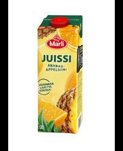 Marli Juissi 1L Ananas-appelsiinimehujuoma