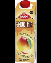 Marli 0,25L hedelmäinen smoothie + D&C -vitamiinit