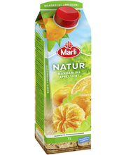 Marli Natur 1L Rypäle-mandariini-appelsiinitäysmehu