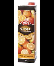 Marli Vital 1L Appelsiini-mangojuoma + ACE-vitamiinit