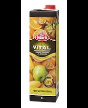 Marli Vital 1L  Hedelmänektari + 10 vitamiinia