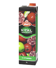 Marli Vital 1L Granaattiomena-omenajuoma+C-vitamiina