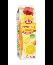 Marli Protect 1L Appelsiini-porkkanamehu + LBGG ja D&C-vitamiinit