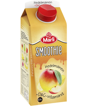 Marli 0,75L hedelmäinen smoothie + D&C-vitamiinit