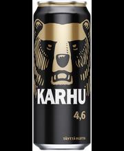 Karhu 4,6% 50cl tlk olut