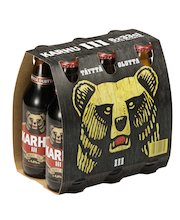 Karhu III 33 cl 4,6% 6-pack plo olut