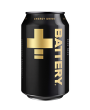 Battery Energy Drink %33 cl tölkki -vitaminoitu kofeiini- ja tauriinipitoinen energiajuoma
