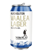 Nikolai 33cl tölkki alkoholiton olut