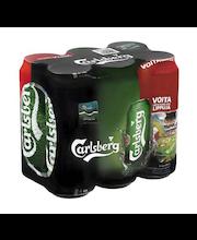Carlsberg III 50cl 6P tlk 4,5% olut