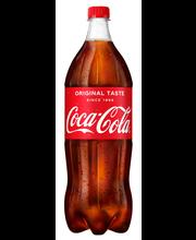 Coca-Cola Original Taste virvoitusjuoma muovipullo 1,5 L