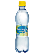 Bonaqua Sitruuna-Lime 50cl KMP muovipullo mineraalivesi