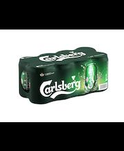 Carlsberg 33cl tlk 4,5% 8-pack olut